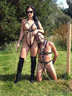 Sex outdoors porn humiliation galleries