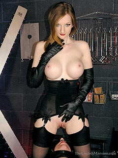 Sexy redhead wife photo bdsm