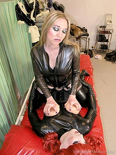 Pretty crossdresser forced feminization mistress
