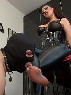 Total domination game vanessa blue femdom