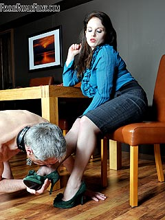 Caning discipline nude spanking