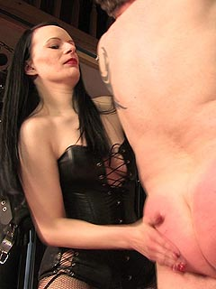 Forced spanking cruel and unusual punishment