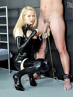Mature domination bondage and fetish