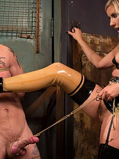 Extreme pain femdom amateur milf gallery