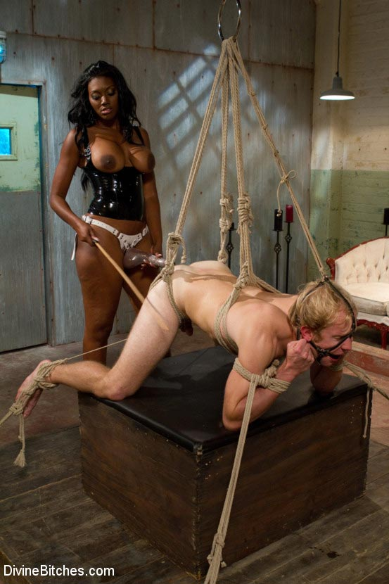 Hot slutty porn knots for bondage