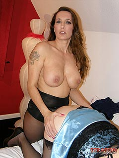 Crossdressing husband torture humiliation