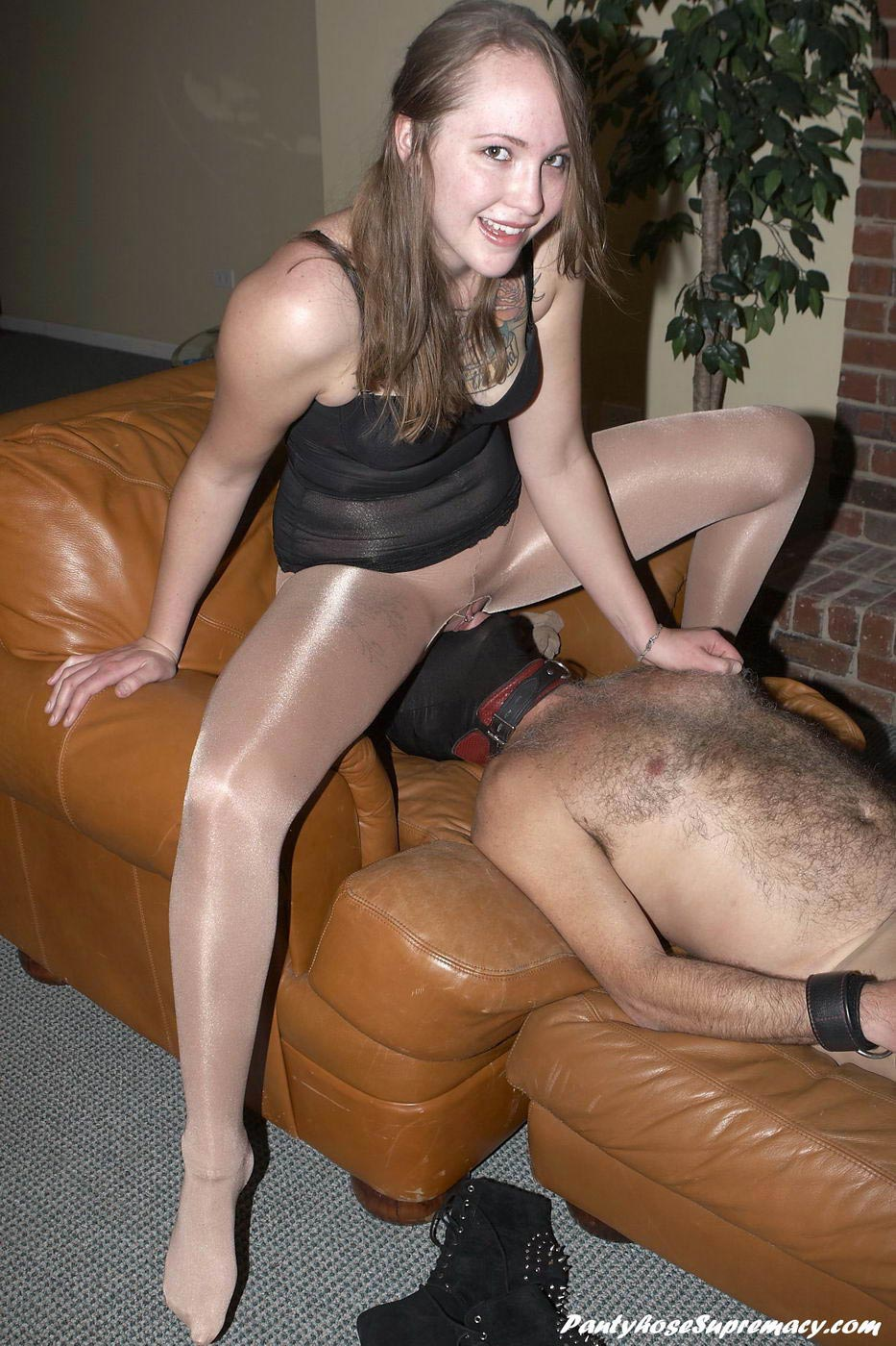 Slave master sex foot domination worship